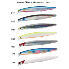 Воблер Shimano Exsence Silent Assassin 160 F  Воблери