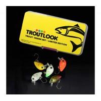 Комплект воблери за пъстърва Trout Crank Set Limited Edition