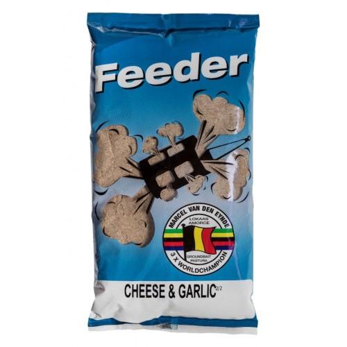 Захранка Van Den Eynde Feeder Cheese & Garlic Захранки и миксове