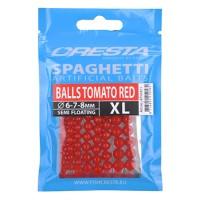 Изкуствена стръв Cresta Spaghetti Balls XL 6, 7, 8 мм