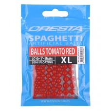Изкуствена стръв Cresta Spaghetti Balls XL 6, 7, 8 мм Стръв и пасти за риболов