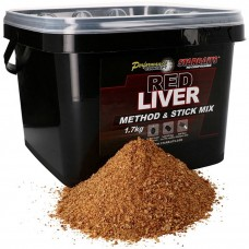 StarBaits Red Liver Method Stick Mix 1.7 кг