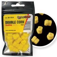 Двойна силиконова царевица Extra Carp Double Corn