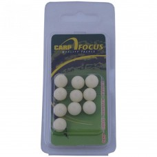Флуоресцентни плуващи топчета CarpFocus Pop up Fluo Стръв и пасти за риболов