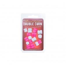 Плуваща двойна царевица ESP Double Corn - Pink & White Царевица за риболов