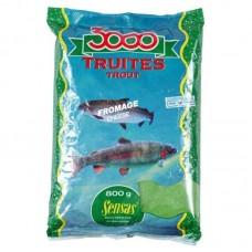 Захранка Sensas 3000 Trout (пъстърва) Захранки и миксове