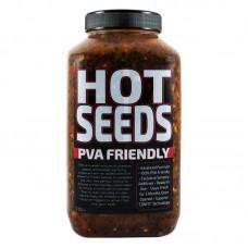 Микс семена Munch Baits Hot Seeds 2.35ltr Пелети и семена